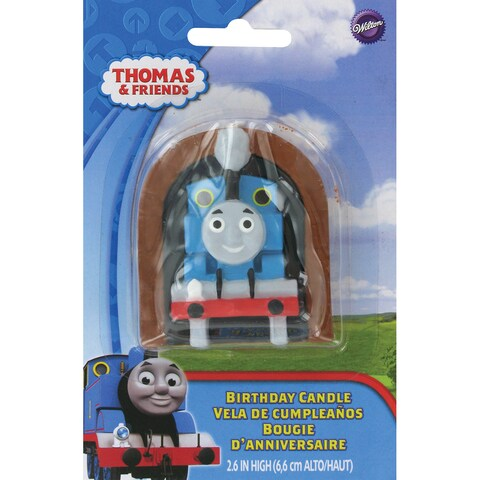 Thomas Birthday Candle