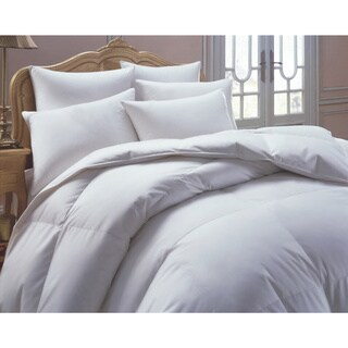 European Heritage Down Allure Summer Weight White Down Comforter (4 options available)