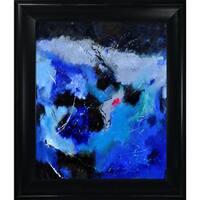 Pol Ledent 'Abstract 6611602' Framed Fine Art Print