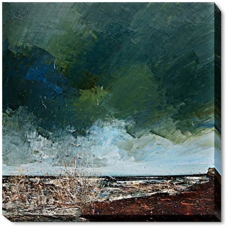 Justyna Kopania 'Sea' Framed Fine Art Print