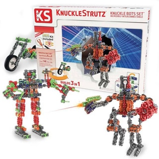 KnuckleStrutz KnuckleBots Toy Set