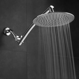 Razor Mega Size Rain Shower With Extension Arm