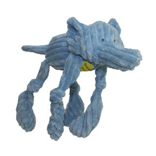 Multipet Corduroy Critters 8-inch Elephant Dog Toy