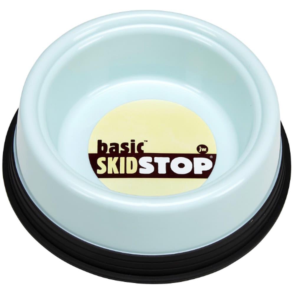 JW Skid Stop Heavyweight Pet Bowl (Large Dish), Blue, Size L