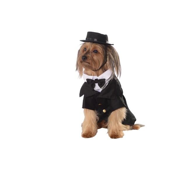 Rubies Dapper Dog Tuxedo Pet Costume  sc 1 st  Overstock.com & Shop Rubies Dapper Dog Tuxedo Pet Costume - Free Shipping On Orders ...