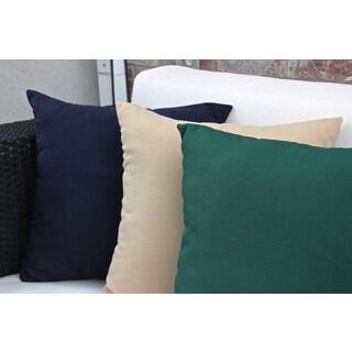 Somette Knife Edge Toss Pillow (Set of 2)