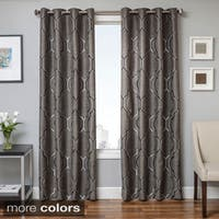 Softline Trenton Grommet Top Curtain Panel