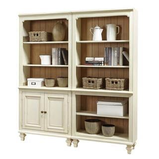 Coronado 2-piece Bookcase Wall Set