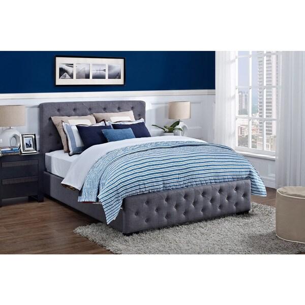 avenue greene ferrara upholstered bed