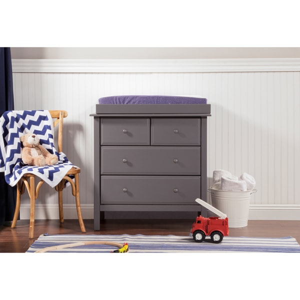 davinci autumn 4drawer changer dresser