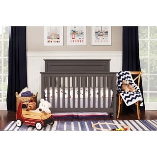 Link to DaVinci Autumn Wood 4-in-1 Convertible Crib Similar Items in Kids' & Toddler Furniture