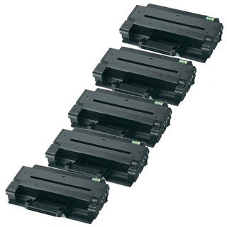 Dell 2375 High Yield Compatible Black Toner Cartridge (5 pack)