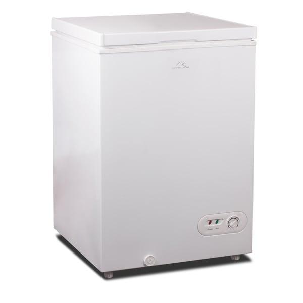 Shop W Appliance Ccf35w 3 5 Cubic Foot Chest Freezer