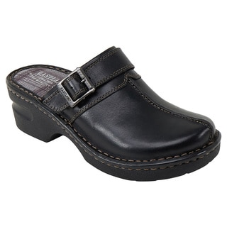 Women's Eastland Mae Black Leather