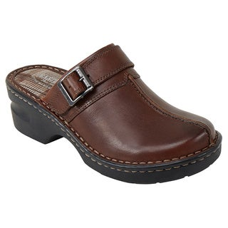 Women's Eastland Mae Brown Leather