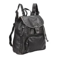 Goodhope P2575 The Mason Backpack Black