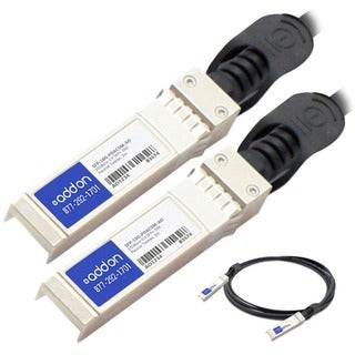 AddOn MSA and TAA Compliant 10GBase-CU SFP+ to SFP+ Direct Attach Cab