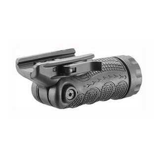 Quick Release Tactical 7-position Folding Grip with Storage Cavity