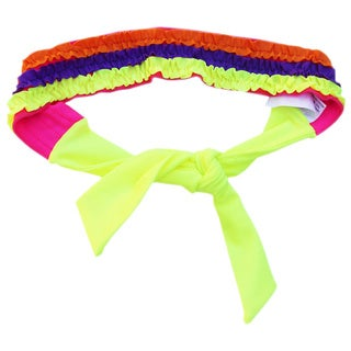 Azul Swimwear Girl's Chasing Rainbows Headband