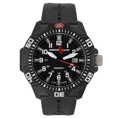 Armourlite Men's Caliber Series Polycarbon Tritium Watch