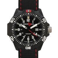 Armourlite Men's Caliber Series Polycarbon Black Tritium Watch