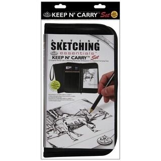 Keep N' Carry Artist Set-Sketching