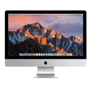 Apple iMac MC510LL/A 27-inch Dual Core i3 4GB RAM 1TB HDD Sierra- Refurbished
