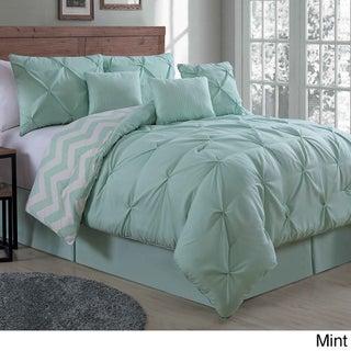 Ella 7pc Reversible Comforter Set