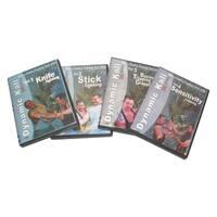 Barry Cuda Dynamic Kali Combat Arts 4-DVD Set