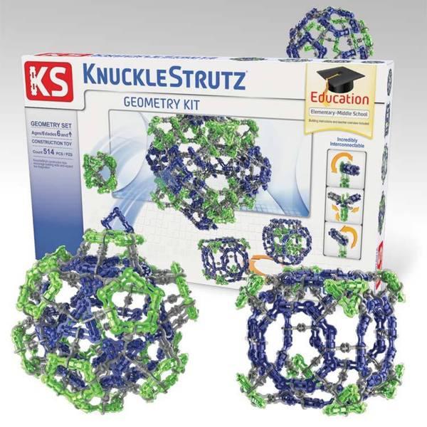 KnuckleStrutz Geometry Education Kit