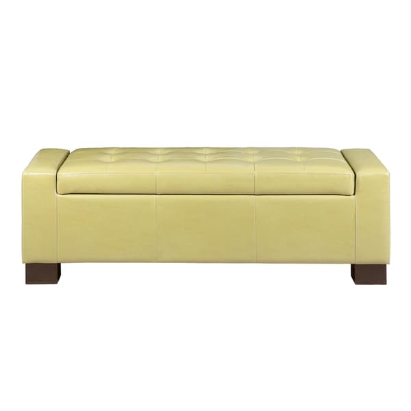 Madison Park Mirage Bench Storage Ottoman With Tufted Top 16675781 Shopping