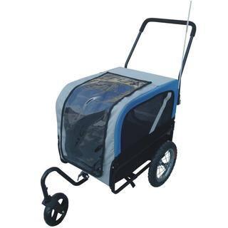 Small Pet Bike Trailer/ Jogging Pet Stroller https://ak1.ostkcdn.com/images/products/9495456/P16675811.jpg?impolicy=medium