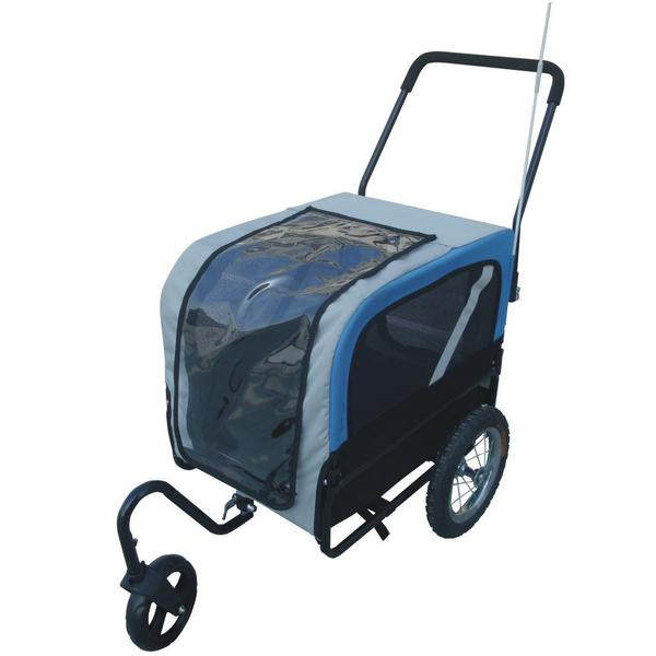 Small Pet Bike Trailer/ Jogging Pet Stroller