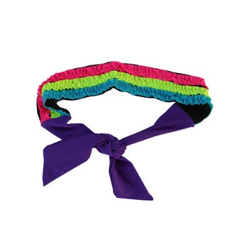 Azul Swimwear Girl's Chasing Rainbows Headband