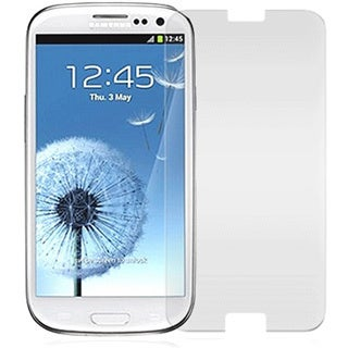Samsung S3 Glass Screen Protector