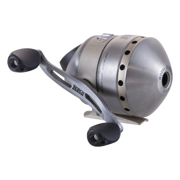 Zebco 33 Max Gold Spincast Fishing Reel