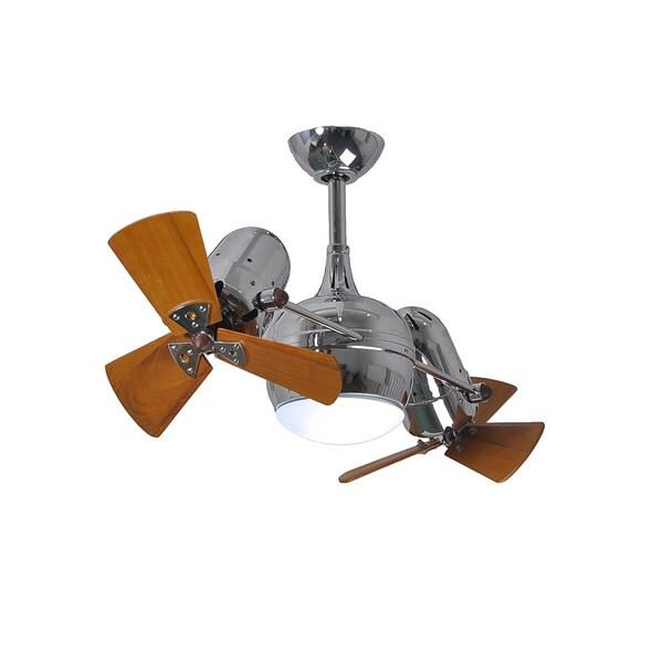 Matthews Fan Company Dagny 2 Light Ceiling Fan Free