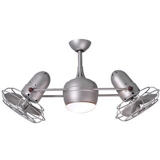 Matthews Fan Company Dagny 2-light Ceiling Fan