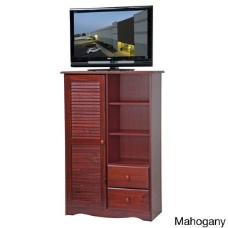 Palace Imports Solid Wood Door Chest
