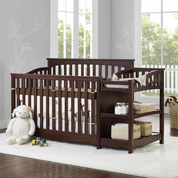 Shop Baby Relax Bailey Crib And Changer Combo Free