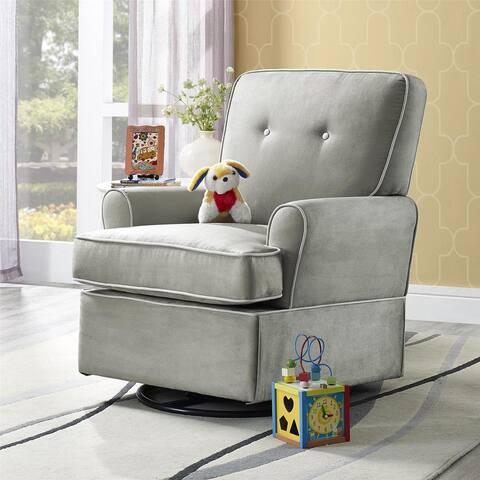 Avenue Greene Burns Swivel Glider Chair