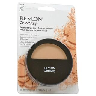 Revlon ColorStay #820 Light Pressed Powder with Softflex