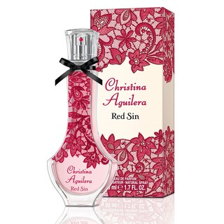 Christina Aguilera Red Sin Women's 1.7-ounce Eau de Parfum Spray
