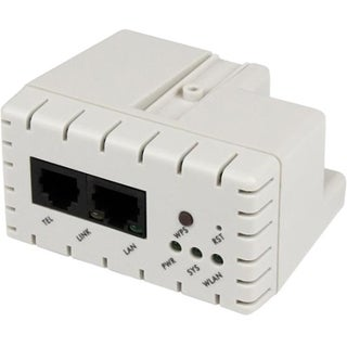 In-wall Wireless Access Point - Wireless-N - 2.4GHz 802.