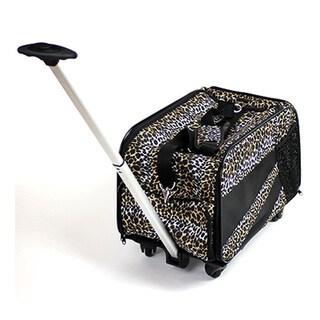 "Pet Smart Cart -Medium 20""X4""X11""-Leopard"