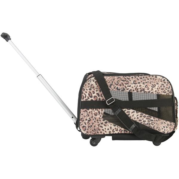 Shop Pet Smart Cart Small 18 Quot X4 Quot X11 Quot Cheetah Free