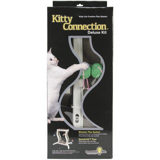Kitty Connection Deluxe Modular Package-17X13.46X18.05in