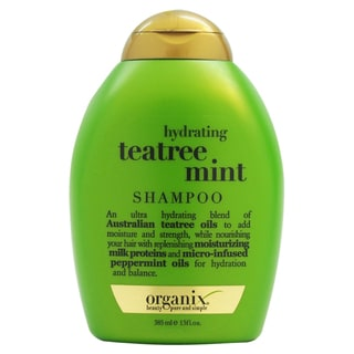 Organix Tea Tree Mint 13-ounce Shampoo