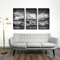 Bruce Bain 'Clouds' Canvas Wall Art
