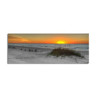 Bruce Bain 'Rising Sun II' Canvas Wall Art